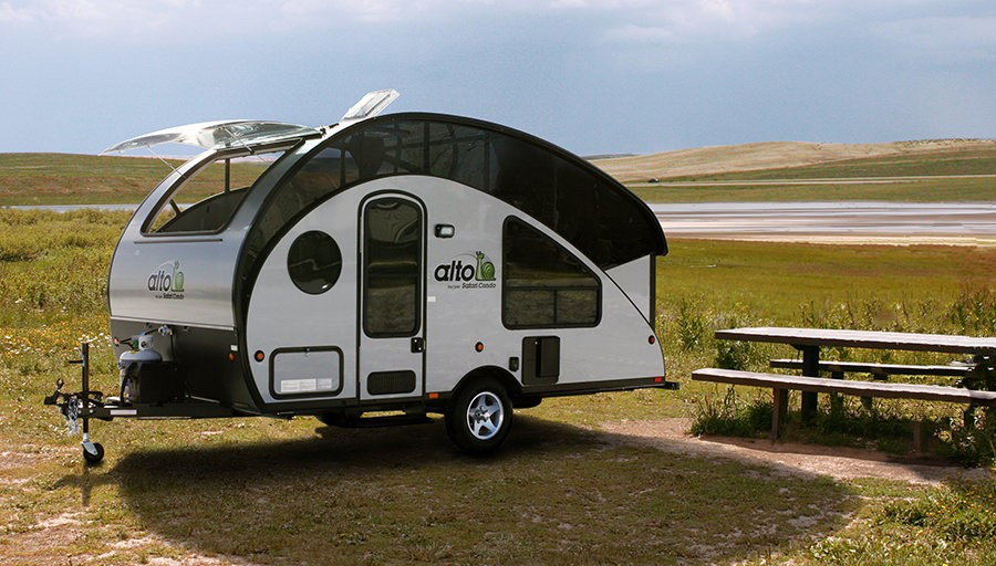 The Alto Travel Trailer Rv Castaways