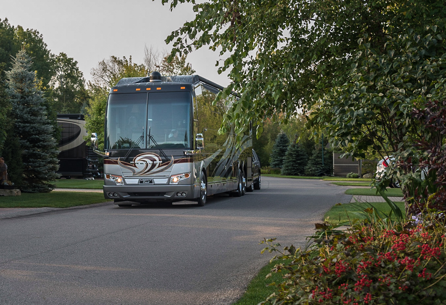 Pre Owned Prevost Or Class A