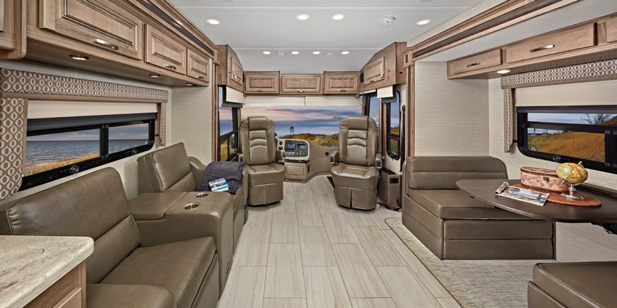 Launching A New Line Of Luxury Rv Castaways