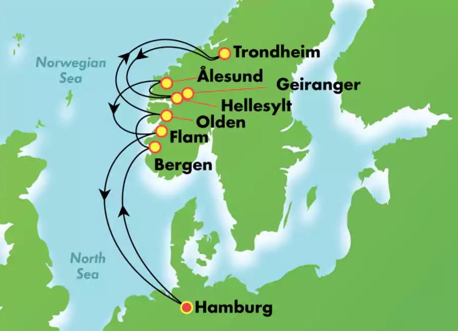 Norway Rv Castaways